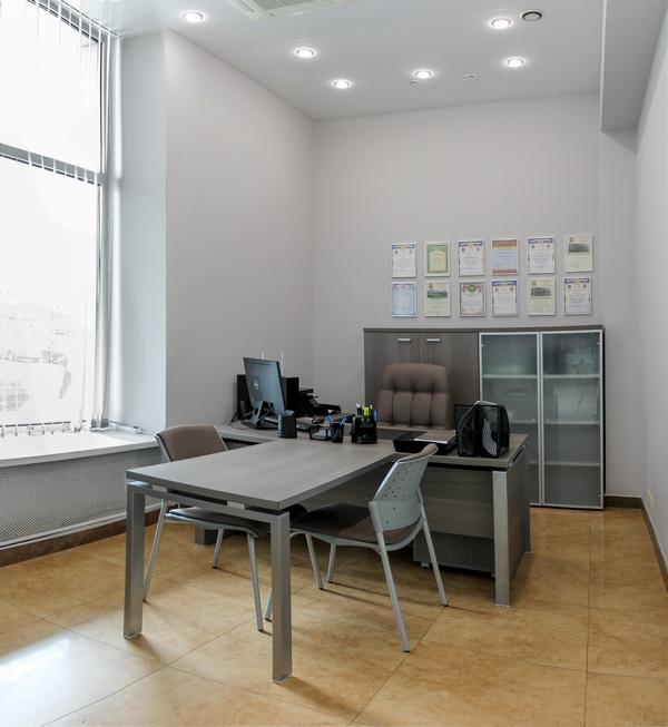 Офис филиала в Павшинской пойме